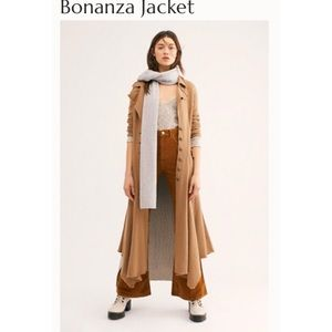 Free people bonanza jacket